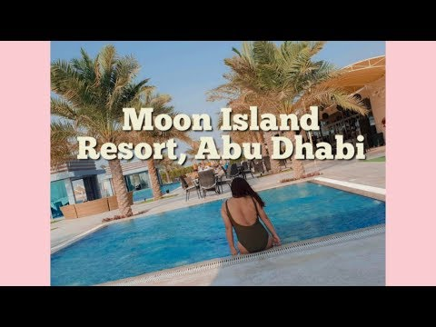 Moon Island Resort, Abu Dhabi (Details in the description box below)