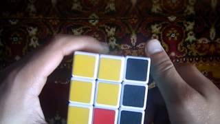 Как собрать кубик Рубика? Видеоурок №10