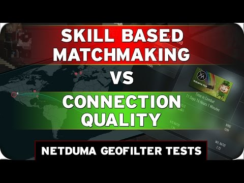 level connections matchmaking