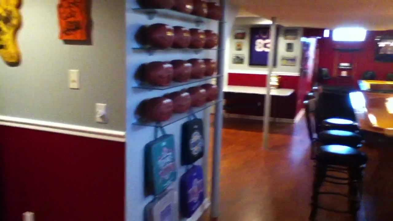 Man Cave Store Sports : The man cave sports bar billiards youtube