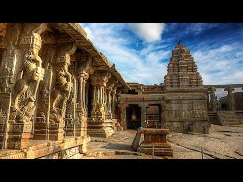 Mysterious Temple Of India !