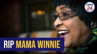 WATCH: A final goodbye to Winnie Madikizela-Mandela