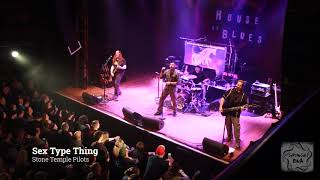 Grunge DNA at House of Blues 3/30/19 Sex Type Thing by the Stone Temple Pilots