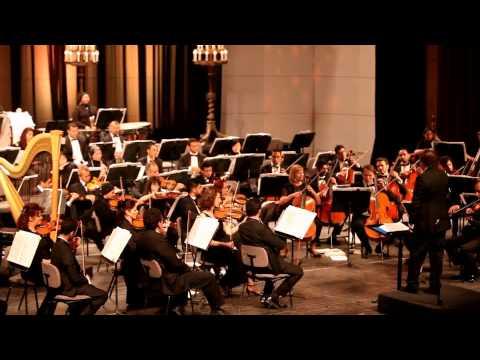 Cairo Opera Orchestra/Gala Concert 02./06 2015/G.Rossini/Overture  Barberiere di Siviglia