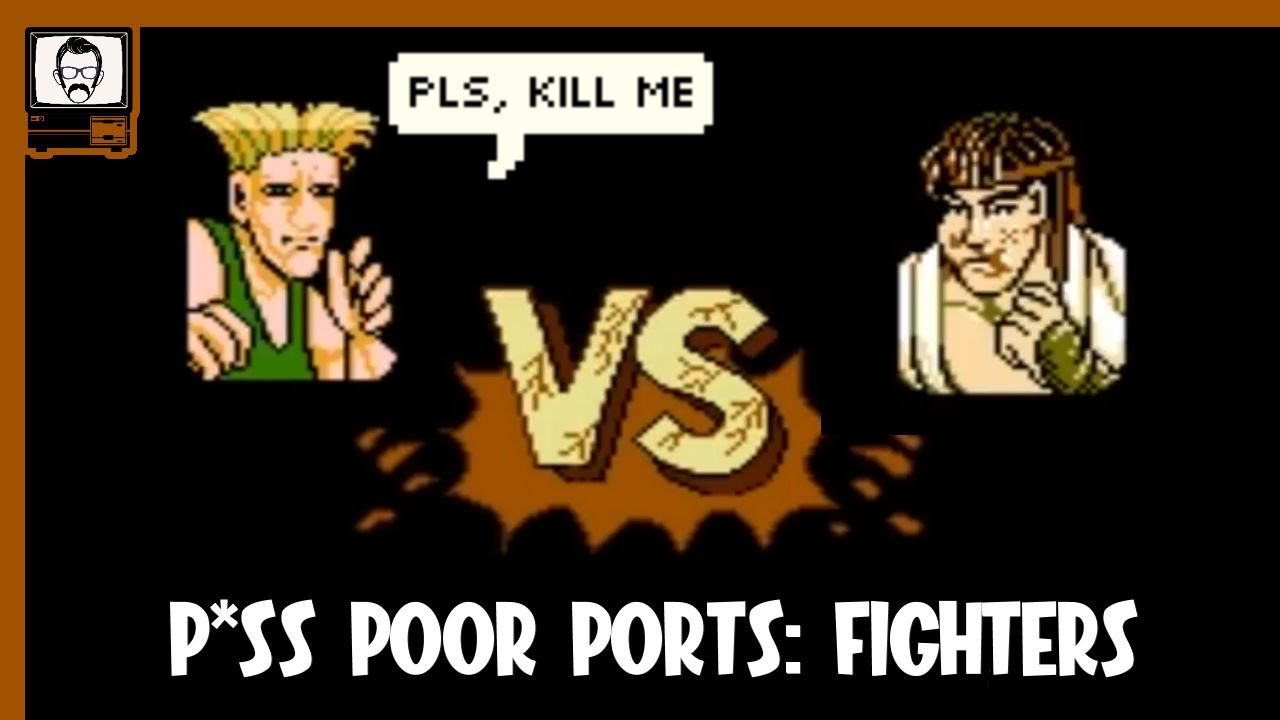 Download Great Fighters on Inappropriate Systems   Nostalgia Nerd