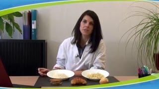 Diabète et alimentation: pains et féculents