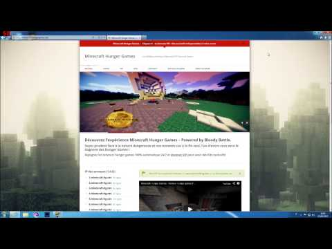 [TUTORIAL] Come gioc nei server Hunger Games per Minecraft SP!