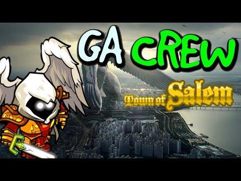 GA CREW   Town of Salem Spon Served Custom Coven