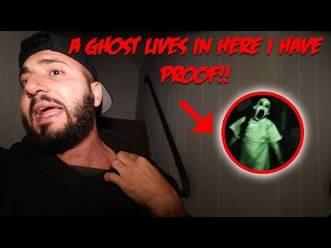 A GHOST LIVES IN THIS HAUNTED PAWN SHOP! * I HAVE PROOF* | MOE SARGI