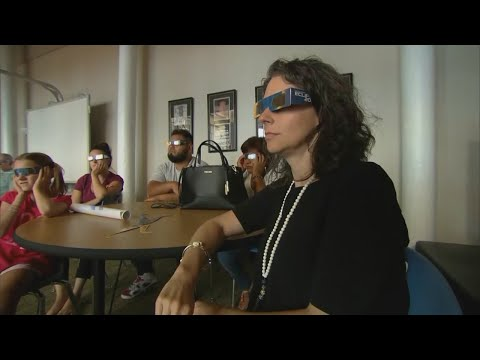 Viewing glasses become tough to find as millions prepare for solar eclipse