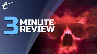 Transient | Review in 3 Minutes (Video Game Video Review)