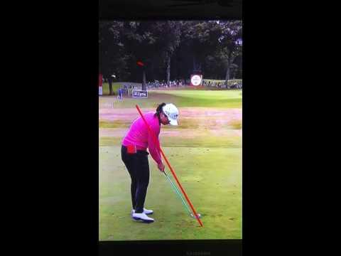 Lydia Ko golf swing