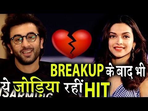 Bollywood Couples Who Delivered A HIT Post Breakup!