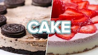 4 Satisfying Dairy-Free Cakes