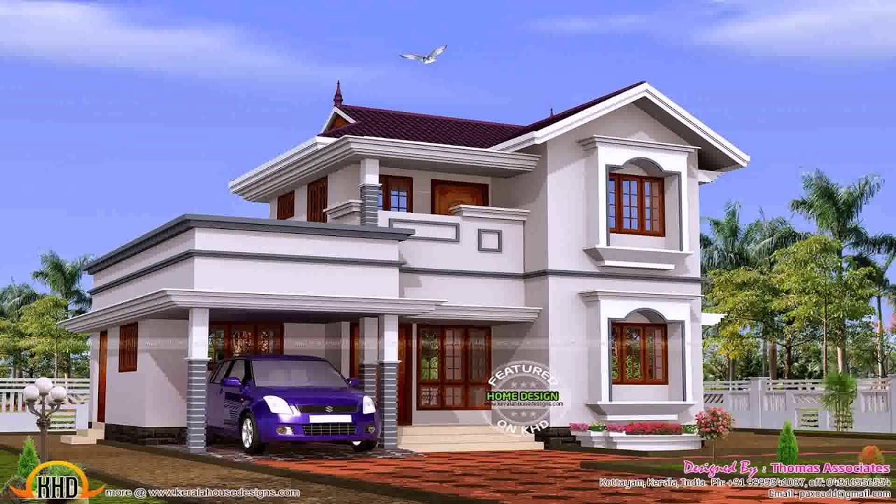 Kerala house plans with estimate 15 lakhs youtube for Kerala home plans with estimate