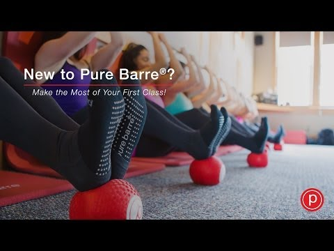 New to Pure Barre? Make the Most of Your First Class!
