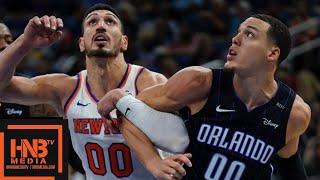 New York Knicks vs Orlando Magic Full Game Highlights | 11.18.2018, NBA Season