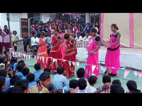 Chher chhera cg song performance by student