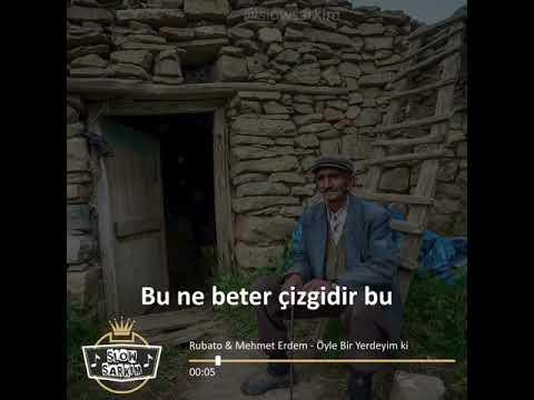 Rubato & Mehmet Erdem-Öyle bir yerdeyim ki