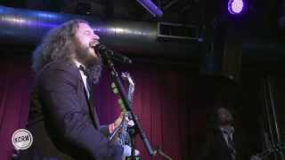 "Jim James performing ""State of the Art"" Live at KCRW"