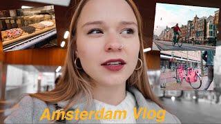 Ακόμα δεν ήρθαμε έχουμε Ιστορίες| Amsterdam Vlog