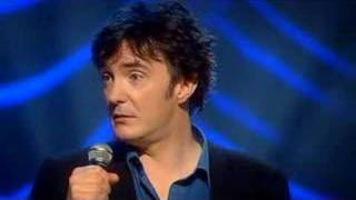 Dylan Moran on Arnold Scwarzenegger (Like Totally)