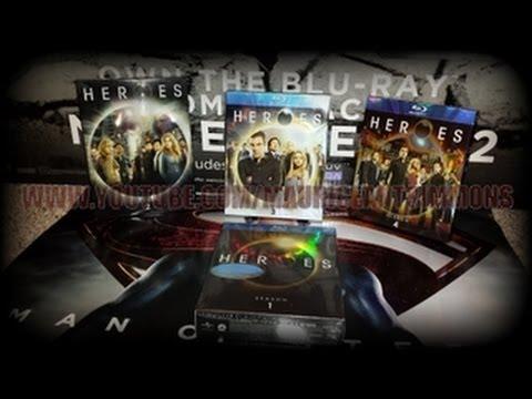 Download UNBOXING: Heroes Season 1 + Heroes Reborn Talk & More