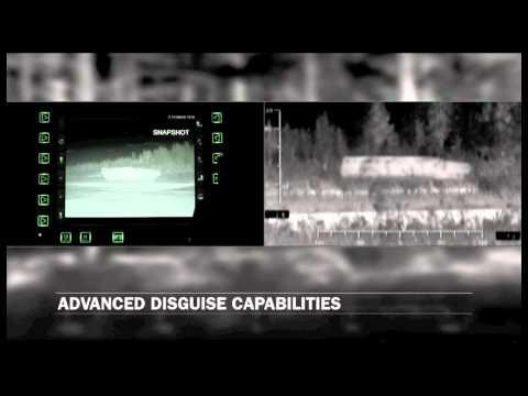 BAE's Adaptive Camouflage