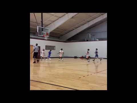 Dana Barros Gladiators  vs Rhode Island Magic 2017 5th grade AAU fall season