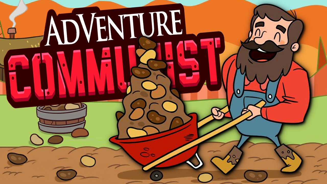 Image result for adventure communist