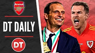 DT DAILY | AARON RAMSEY'S ARSENAL RENUNION IS BACK ON THE CARDS!