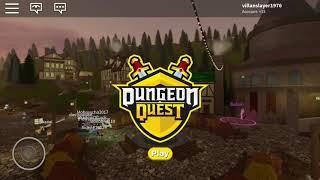 Dungeon Quest #1 Roblox
