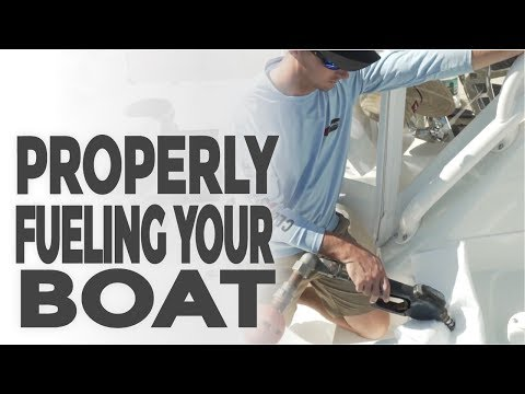 Properly Fueling Your Boat