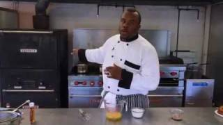 Creme Brulee Bread Pudding