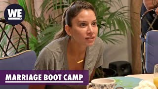 GTE: Gym, Tan, Escort? | Marriage Boot Camp: Reality Stars | WE tv