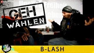 B-LASH HALT DIE FRESSE GEH WÄHLEN SPEZIAL #5 (OFFICIAL HD VERSION AGGROTV)