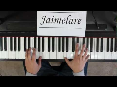 Azuki (piano) by Jaimelare