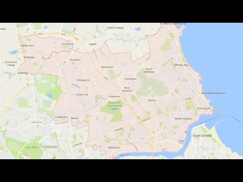 Overview of road improvement work in North Tyneside