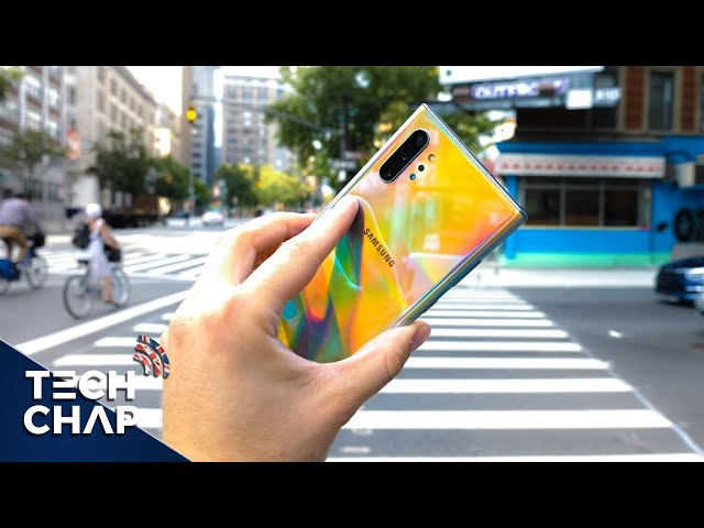 48 Hours with the Samsung Galaxy Note 10 Plus! | The Tech Chap