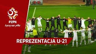 U-21: Wielkie zwycięstwo, wielki awans! Skrót meczu Portugalia - Polska