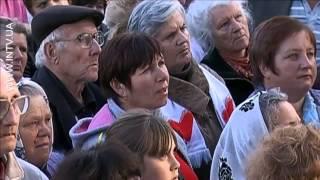 Мітинг Юлії Тимошенко у місті Тетієві