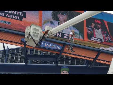 Jon Z arriega su vida promocionando su concierto en Puerto Rico