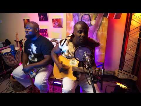 Jabali Afrika - Aoko Acoustic (Live at Culture Hub Studios)