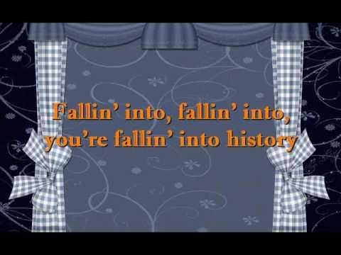 falling into history - Avril lavigne