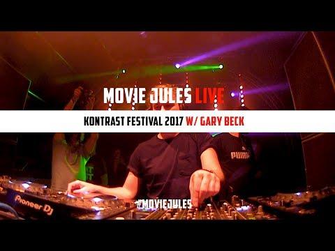 Techno: Gary Beck @ Kontrast Festival I MOVIE JULES I Full Live Set