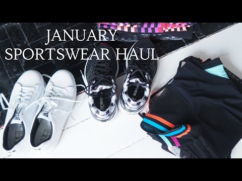Sportswear Haul: From High Street to High End