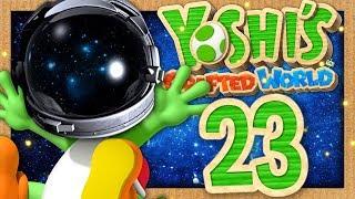 YOSHI'S CRAFTED WORLD EPISODE 23 CO-OP : YOSHI DANS L'ESPACE !