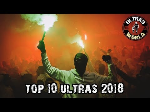 Top-10 Ultras of 2018    Ultras World