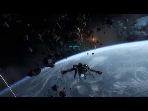 Star Citizen Arena Commander - 1st Person View VS 3rd Person View
