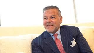 Alessandro Redaelli, general manager, Conrad Abu Dhabi Etihad Towers